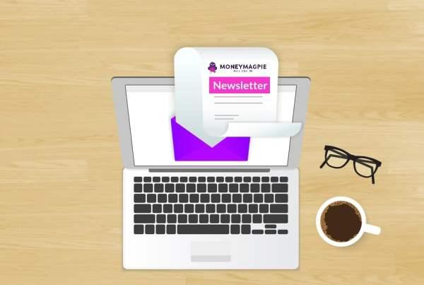 MoneyMagpie Newsletter graphic
