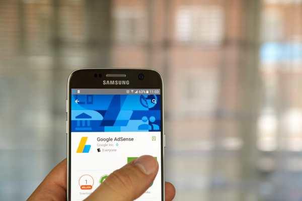 Google Ad Sense on Mobile Phone