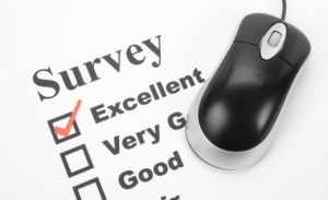 Make money completing online surveys
