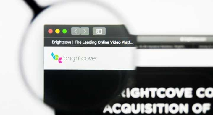 Brightcove video sharing online