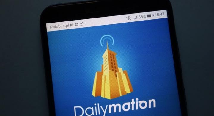 DailyMotion video sharing online