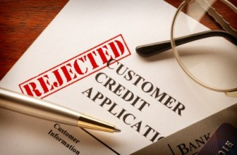 Why have I been refused credit?