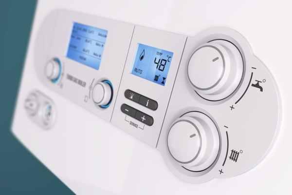 Home boiler dials