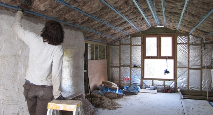 Insulation – save money and conserve energy