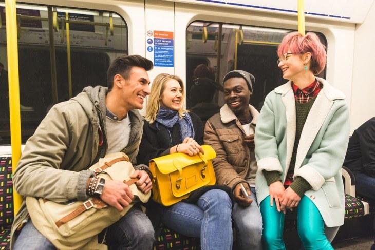 Commute for less money London tube