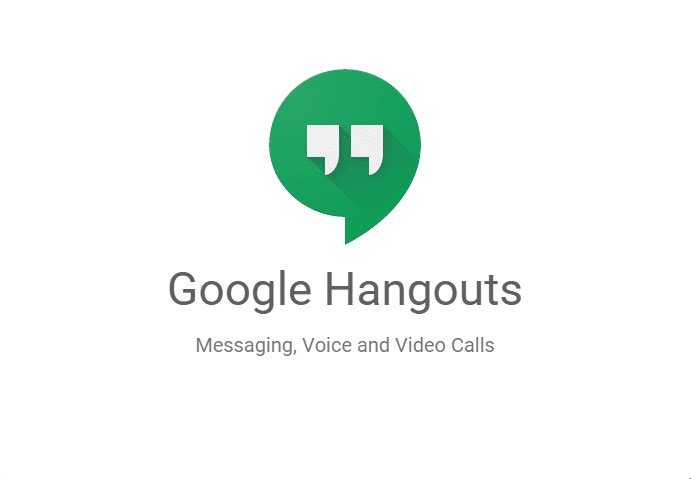 how to watch a google hangout