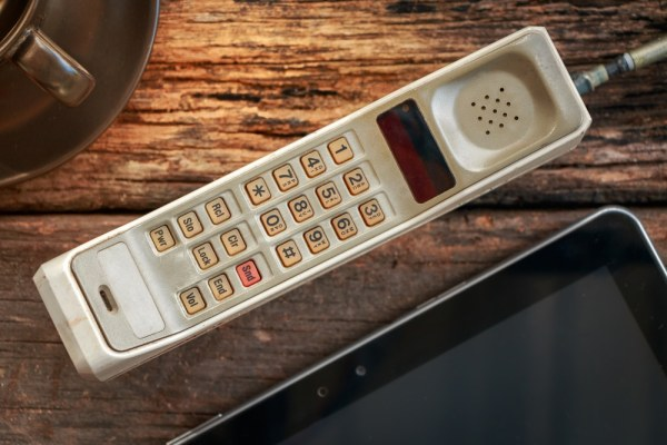 1980's mobile phone