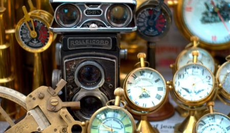 5 steps to make money from minor antiques