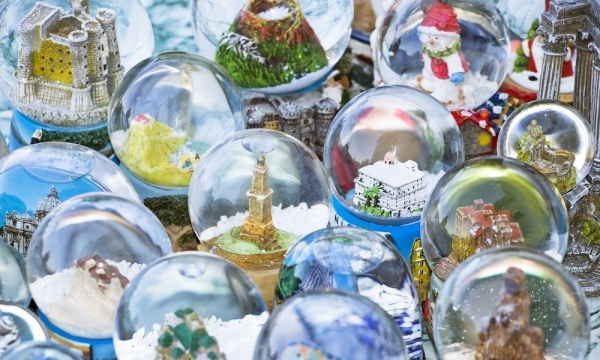 Snow Globe collection