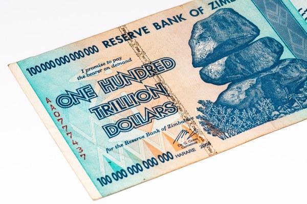 one hundred trillion dollar note