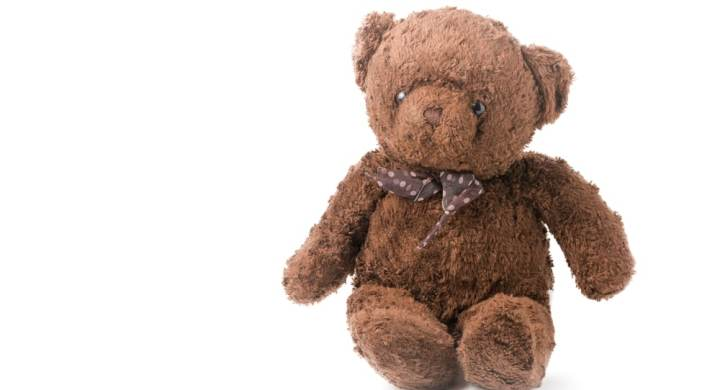 Brown Vintage Teddy Bear