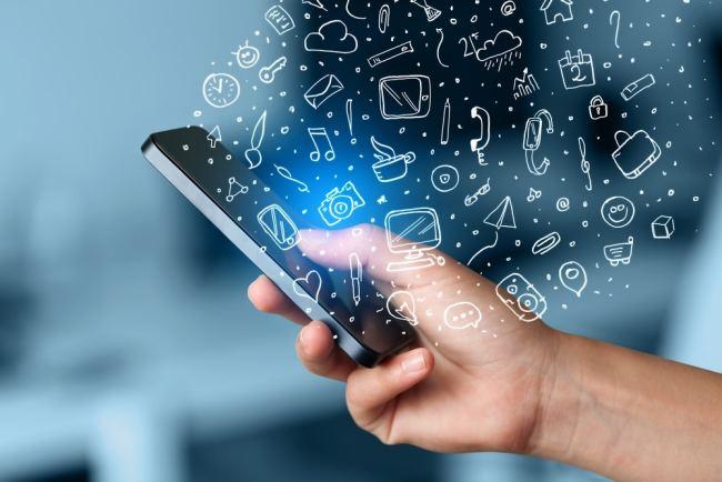 Mobile phone app concept