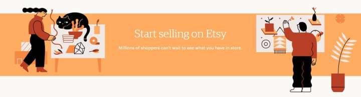 Etsy Banner