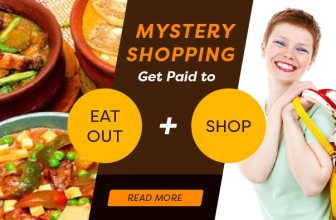 Mystery shopping: Become a mystery shopper and get Paid to...