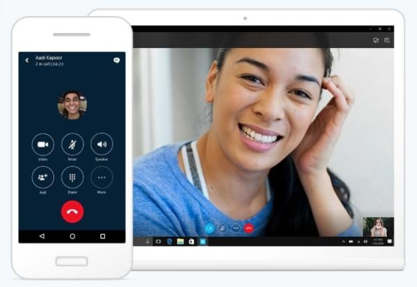 Skype Graphic
