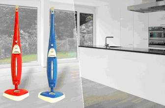 79% off Aqua Laser 9-in-1 Multifunctional Steam Mop