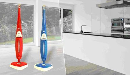 78% off Aqua Laser 9-in-1 Multifunctional Steam Mop