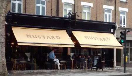 Mustard restaurant review