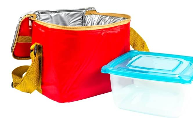 Insulated Cool Bag Lunch Box