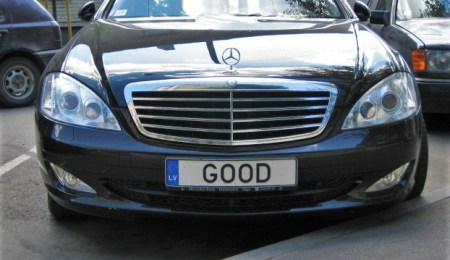 How to make money from number plates