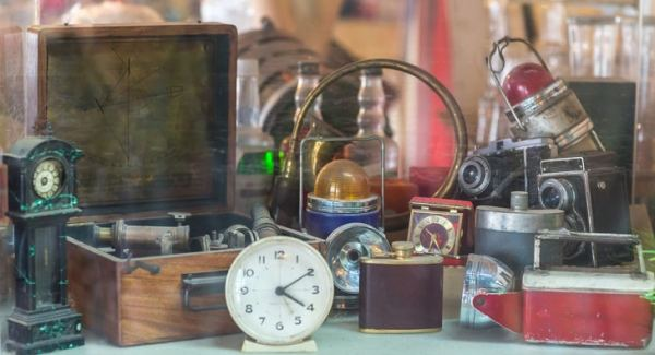 Junk and antiques for selling