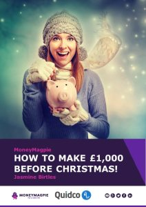 How to make £1,000 before Christmas