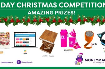 Six day Christmas Competitions Giveaway
