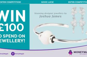 Win £100 To Spend on Jewellery at Joshua James