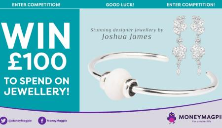 Win £100 To Spend on Jewellery at...