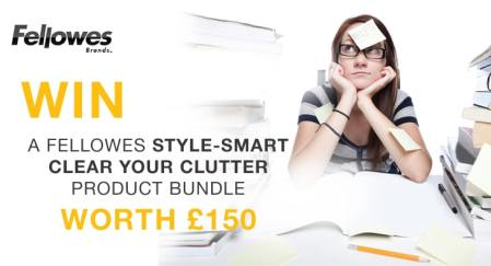 Day 7 – Win a Fellowes Style-Smart...
