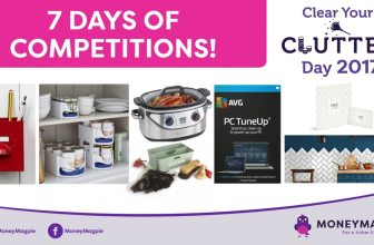Another 7 days of Clear Your Clutter competitions