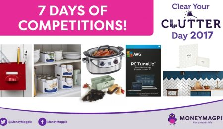 Another 7 days of Clear Your Clutter...