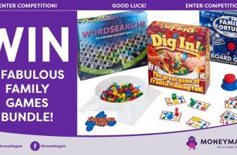 Win a fabulous family board games bundle