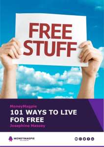 Sign-up to our freebies newsletter and get a free eBook -'101 Ways to Live for Free'