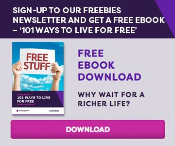 Freebie Ebook Signup