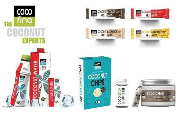 Cocofina products