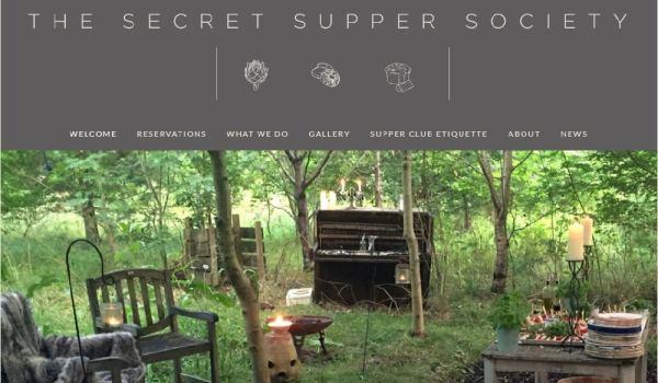 Secret Supper Society Banner