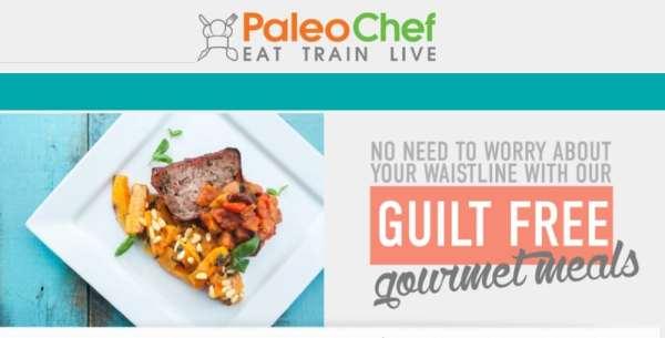Paleo Chef Banner