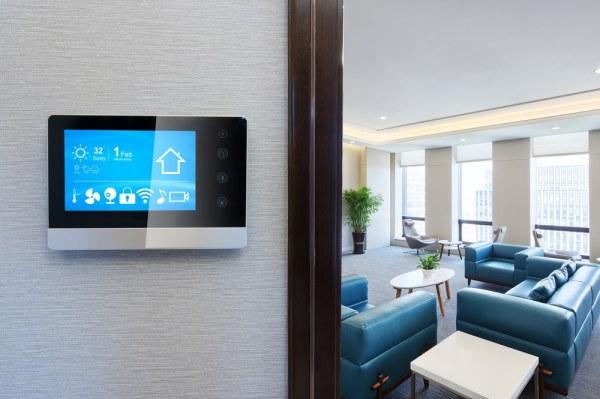Smart meter in home