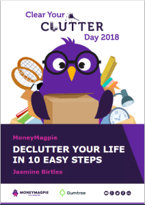 Declutter Your Life In 10 Easy Steps Cover