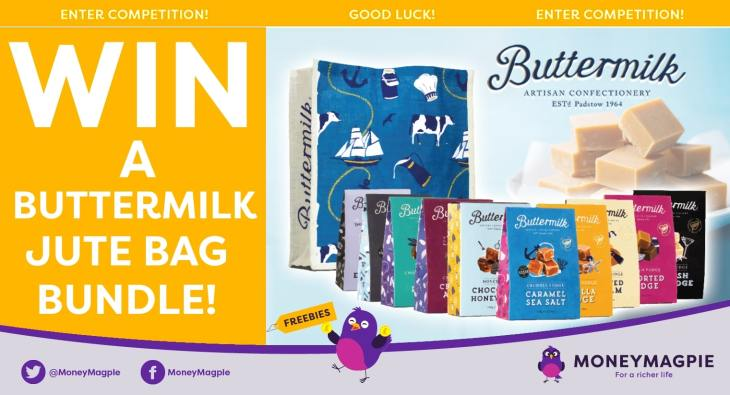 WIN a Buttermilk Jute Bag Bundle