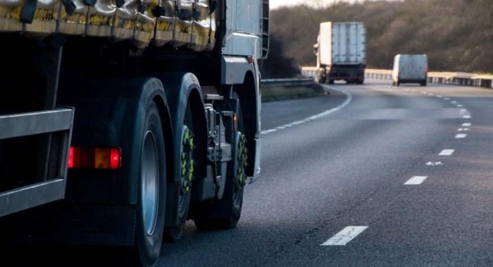 HGV lorry driver