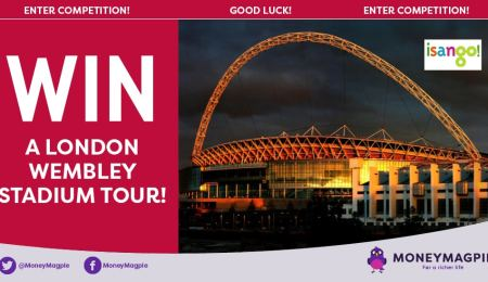 Win a London Wembley Stadium guided tour
