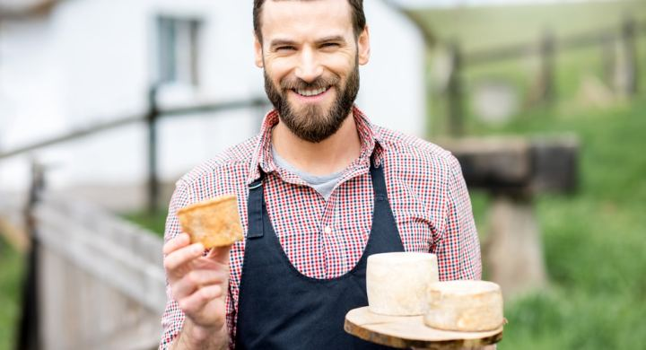 Top qualities for a cheese tester