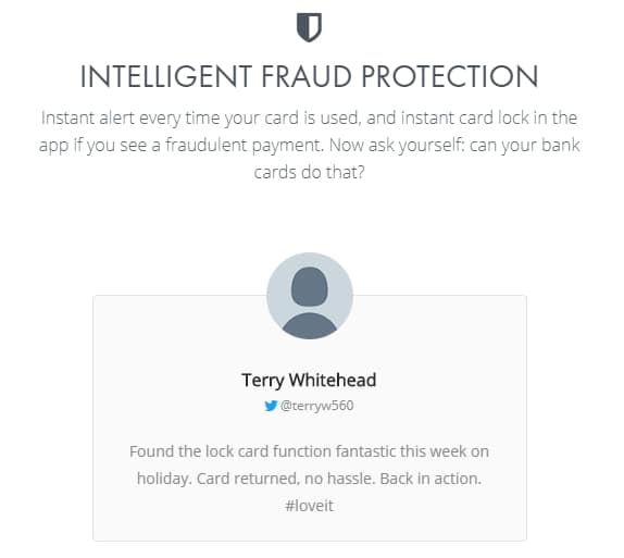 Intelligent fraud protection with Curve