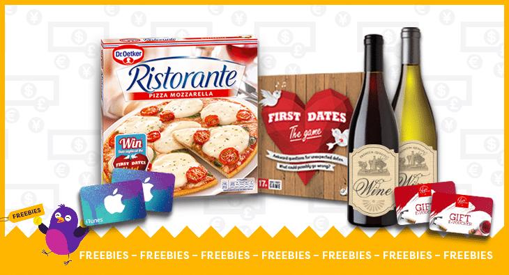 Ristorante Pizza Wine iTunes voucher