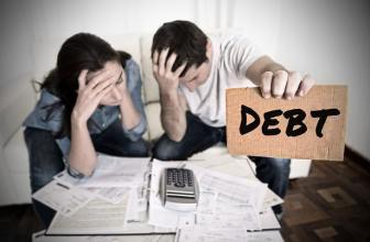 Realistic ways to get out of the black hole of debt