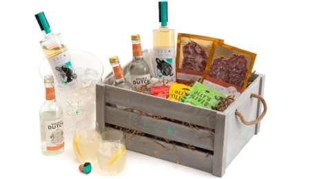 cheap christmas hampers