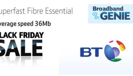 Black Friday offer: Get a £75 Amazon voucher when you sign up with BT Broadband