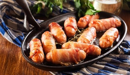 Testing pigs in blankets